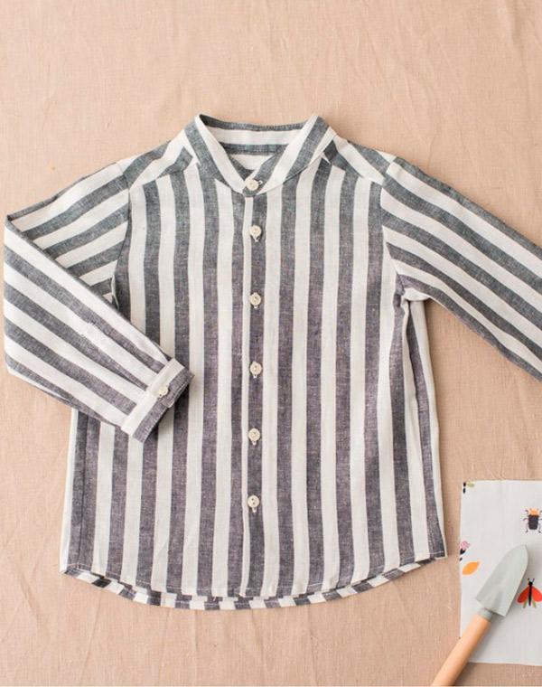 Short y camisa de Brinit